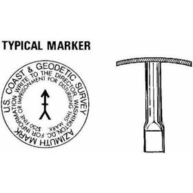 Picture for category Survey Markers