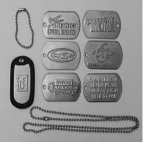 Picture for category GI Dog Tags